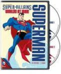Superman Super Villains - World At War Dvd