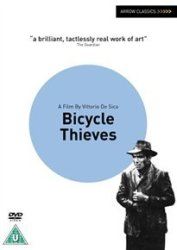 Bicycle Thieves DVD