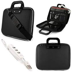 Sumaclife Cady Briefcase Messenger Bag For Lenovo G50-80 15 6 Inch Laptops  With 3 Port USB Hub Black | R1443 00 | Electronics | PriceCheck SA