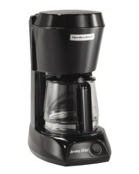 Hamilton Beach Hdc500c Uk Commercial 4 Cup Filter Coffee Maker Black