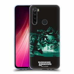 Official Dungeons & Dragons Beholder Monsters Soft Gel Case Compatible For Xiaomi Redmi Note 8T