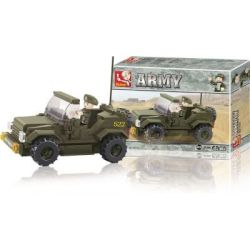 Sluban Army - Land Forces II Prowl Car