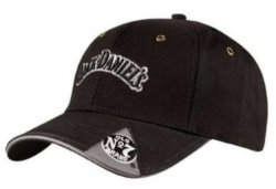 Jack Daniels Men's Daniel's Old No. 7 Cap Black One Size