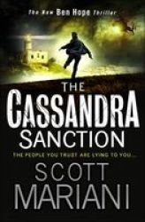 The Cassandra Sanction Paperback 12 Ed