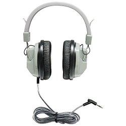 HamiltonBuhl Hamilton Electronics HA7 Schoolmate Deluxe Stereo Headphone With 3.5MM Plug
