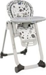 Chicco Polly Progress 5 Highchair Anthracite
