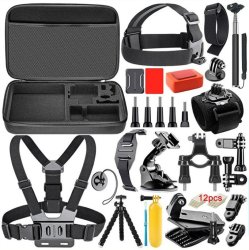 Go Pro K30 35 In 1 Action Camera Accessory Kit