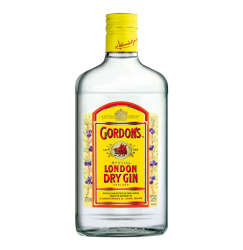 GORDON'S London Dry Gin 12 X 375ml