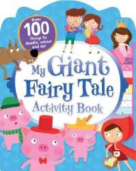 My Giant Fairy Tales Activity Book