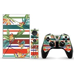 MightySkins Protective Vinyl Skin Decal For Nvidia Shield Tv Wrap Cover Sticker Skins Tropics