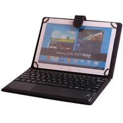 free shipping 9d212 34f89 Universal 10 Tablet Keyboard Leather Case Lenovo Tab 4 10 Plus Keyboard  Case Synthetic Leather Cover With Bluetooth Keyboard Touchpad Mouse For | R  | ...