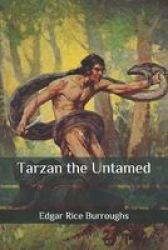 Tarzan The Untamed Paperback