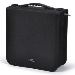 Ebox 240PCS Cd Holder Black Retail Box No Warranty