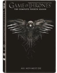 Game Of Thrones Season 4 DVD