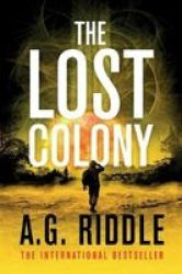 The Lost Colony Paperback
