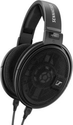 Sennheiser HD 660 S Over-ear Open Headphones in Black