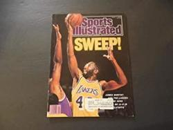 Sports Illustrated Jun 5 1989 Lakers Beat The Suns Doesn't Everyone?