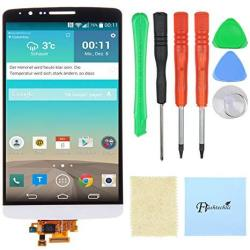 Srjtek Screen Replacement For LG G3 Lcd D850 D851 D855 VS985 LS990 Display  Touch Digitizer Glass Sensor Frame Assembly Repair Pa | R1495 00 |