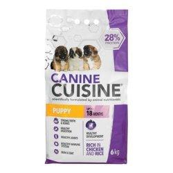 Canine Cuisine Puppy Chicken & Rice 6 Kg