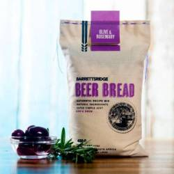 Barretsridge Beer Bread Recipe Mix 450g Olive & Rosemary