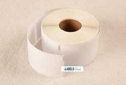 """12 Rolls Dymo Compatible 30321 White Large Address 265 Labels roll. Size 3.5""""X 1 4 10"""" Compatible With Dymo 4XL Labelwriter 400 450 450 Turbo Duo & Label Wireless Printers."""