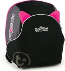 Trunki - Boostapak Travel Pack Booster Seat - Pink