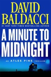 A Minute To Midnight - David Baldacci Hardcover
