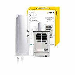 Vimar 885G Intercom 4+1 Conductor Single-family 88TS + 8870 Withe
