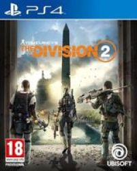 Ubisoft Tom Clancy& 39 S The Division 2 Playstation 4