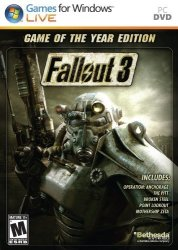 Bethesda Fallout 3: Game Of The Year Edition PC