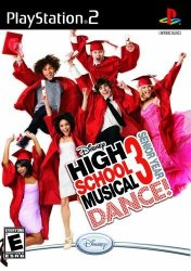 Disney Interactive Studios World Disney High School Musical 3: Senior Year Dance - Playstation 2