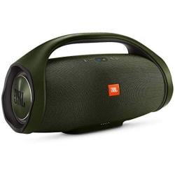 Jbl Boombox Waterproof Portable Bluetooth Speaker With 24 Hours Of Playtime - Green