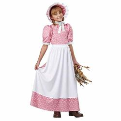 Early American Girl - Child Costume