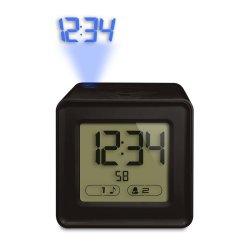LA Crosse Technology La Crosse Projection Clock With Fm Radio - WT481