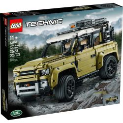 Land Rover Technic Defender 42110