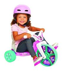 """Minnie Mouse 63589 10"""" Fly Wheel Tricycle Ride-on No Sound"""