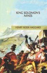 King Solomon& 39 S Mines Paperback