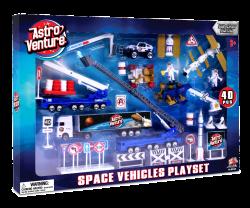 Space Playset Diecast