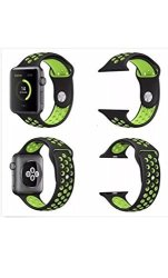 Replacement Apple Watch Nike Band 42MM M l Actnow Soft Silicone Nike Sport Style Iwatch Strap Band