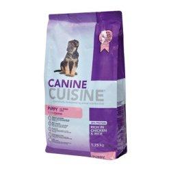 Canine Cuisine Puppy Breed Chicken & Rice 1.75kg