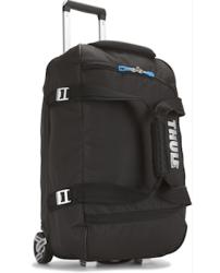 Thule Crossover 56L Rolling Duffel Bag in Black