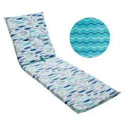 Republic Umbrella Lounger Wave Stripe