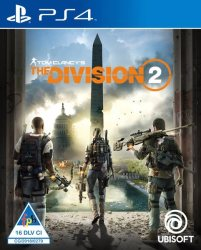 Tom Clancys: The Division 2 PS4