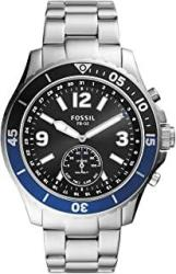 Fossil Hybrid Smartwatch FB-02 Stainless Steel FTW1305 Men's Watch Great Price