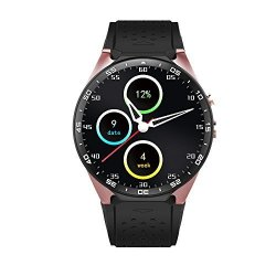 GH Brothers Smart Watch Cell Phone Andriod Os 5.1VER Transflective Display - Golden