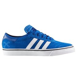 270e7cdff20a7 Adidas Skateboarding Men s Adiease Premiere X Bonethrower Blue footwear  White collegiate Navy 5 D Us