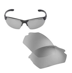 c61fbbfc42 Walleva Replacement Lenses For Smith Parallel Max Sunglasses - Multiple  Options Available Titanium - Mr. Shield Polarized
