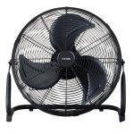 Goldair - 46CM Floor Fan Black