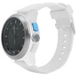 COOKOO Smartwatch for IOS 7 & Android 4.3 Devices in White