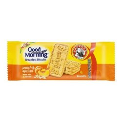 Bakers Good Morning Peach & Apricot 50G